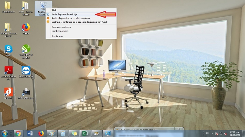 limpiar windows 7 sin formatear