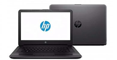 laptop hp 240 g5 intel inside