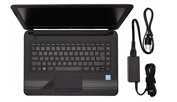 laptop hp 240 g5 intel celeron 4gb ram 500gb