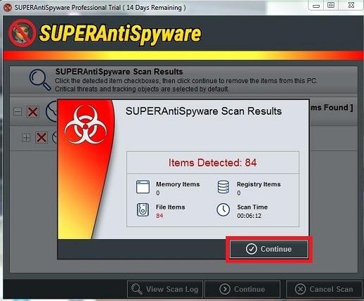 eliminar virus pc