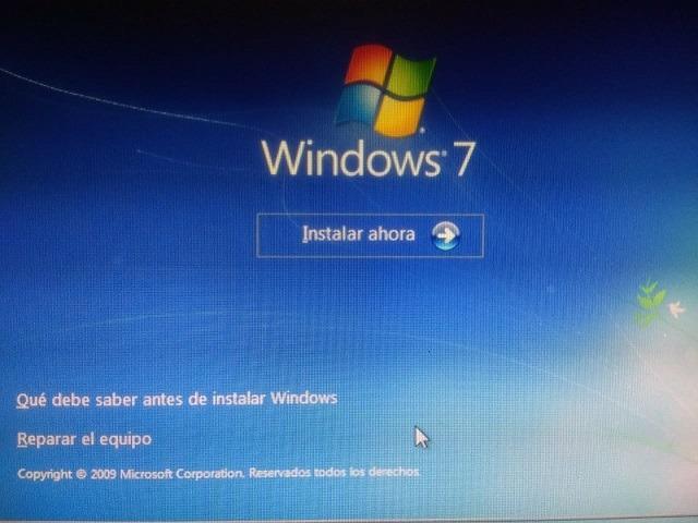 windows 7 pen drive