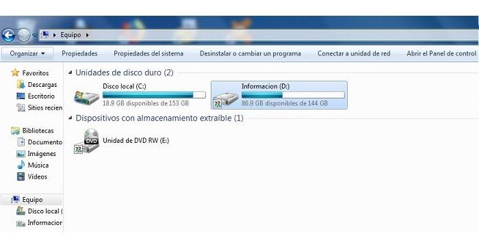 windows 7 en usb