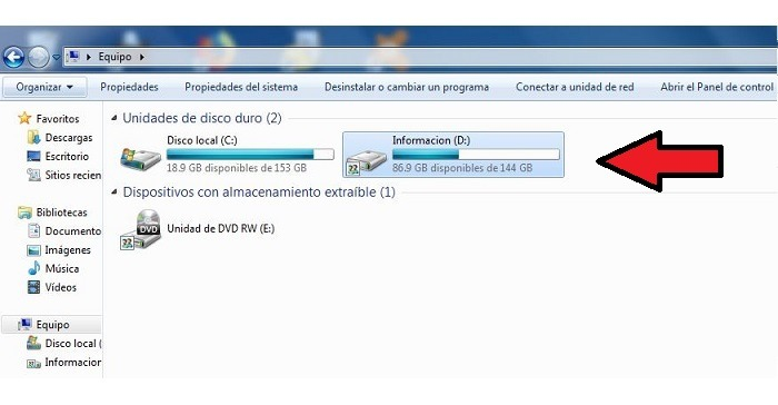 windows 7 en usb