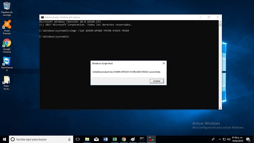 serial windows 10 pro 64 bits 2019