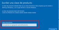 clave para windows 10 pro