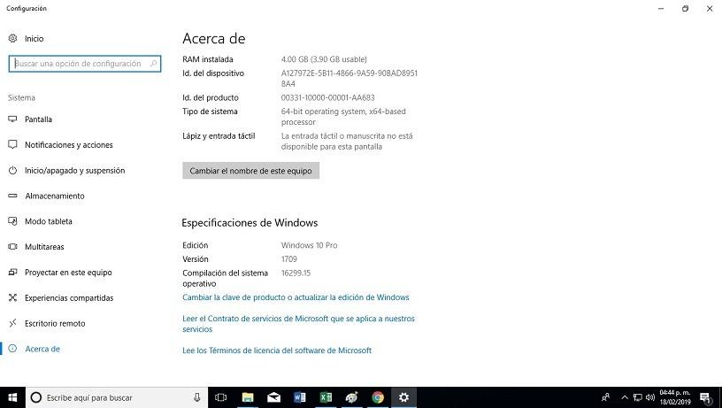 activar windows 10 pro serial
