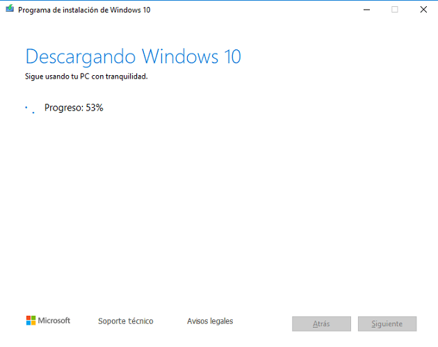 usb para instalar windows 10