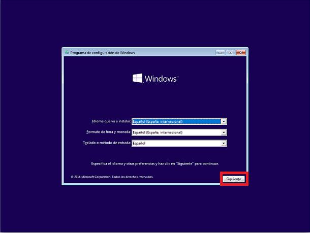 instalar windows 10 desde usb gratis