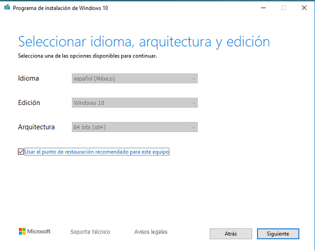 como instalar windows 10 con usb