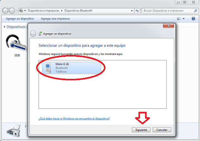 como activar el bluetooth de mi pc windows 7