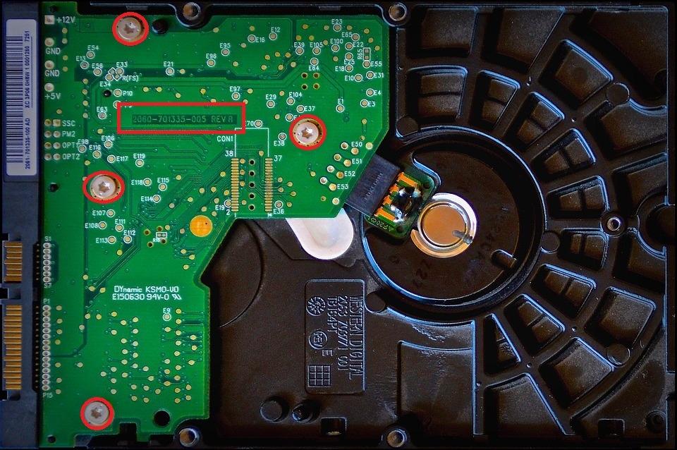 como reparar un disco duro que no arranca