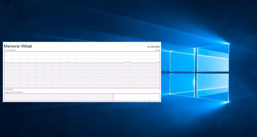 memoria virtual en windows 10