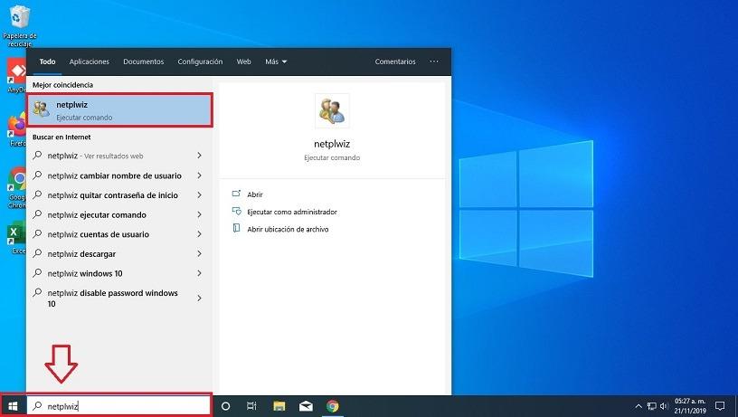 iniciar windows 10 sin contraseña 2019