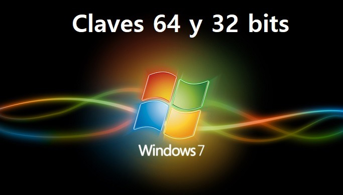 serial windows 7